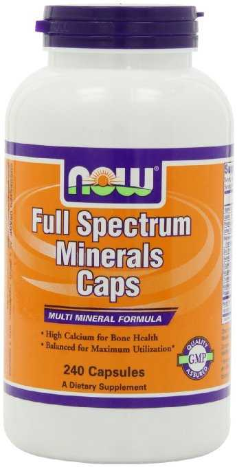Full Spectrum Minerals - NOW