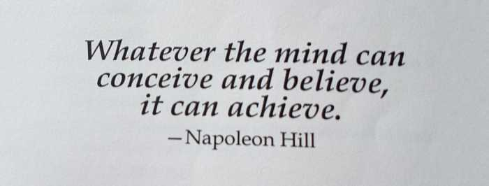 think and grow rich summary review of the 13 steps by napoleon hill