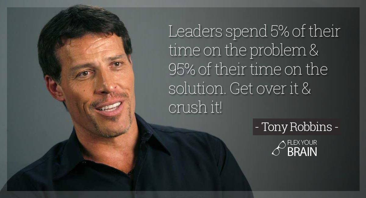 Flex Quotes Cool The Best Tony Robbins Quotes To Help Inspire And Motivate Yourself