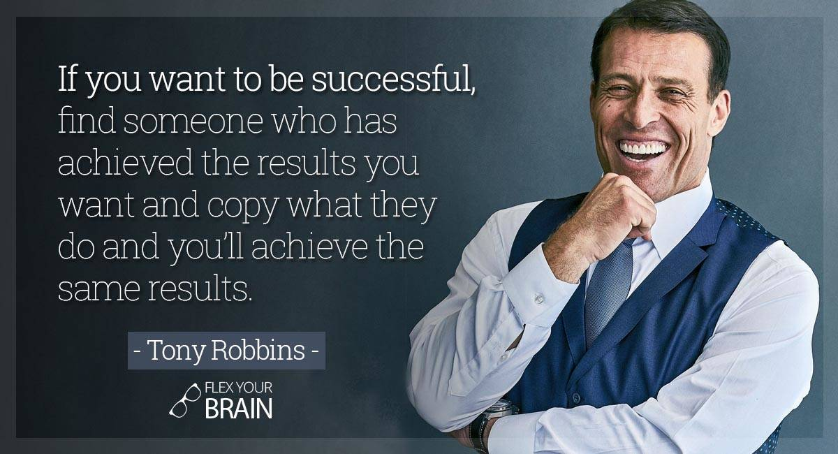 Flex Quotes Custom The Best Tony Robbins Quotes To Help Inspire And Motivate Yourself