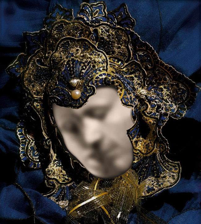 Face Illusion Mask