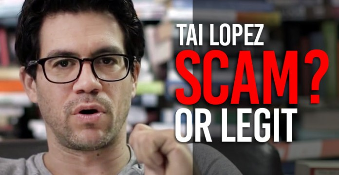Let's find out more about Tai Lopez