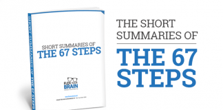 Short summaries of the 67 steps PDF free book