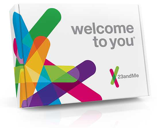 23andme test kit - At home genetic testing kit for MTHFR gene mutation