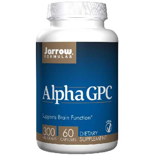 Alpha GPC to improve your memory