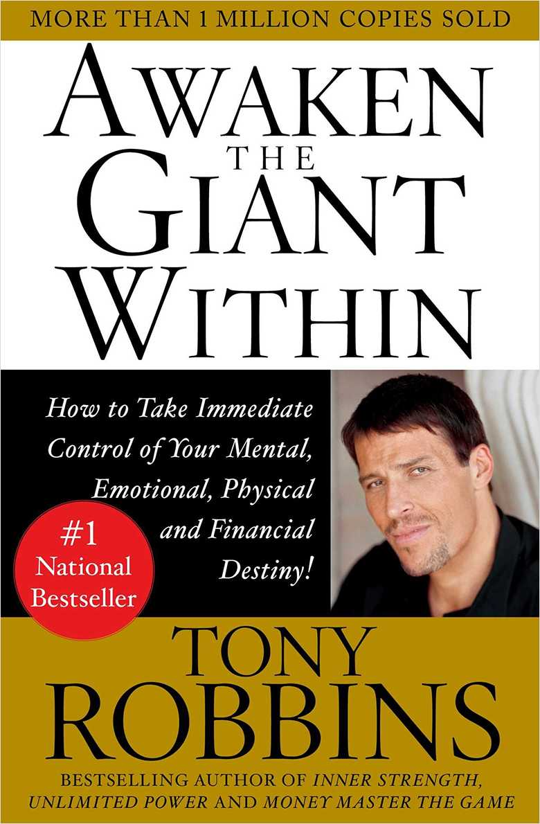 Awaken the Giant Within - Tony Robbins Book Review