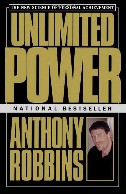 Best Tony Robbins Book - Unlimited Power Review