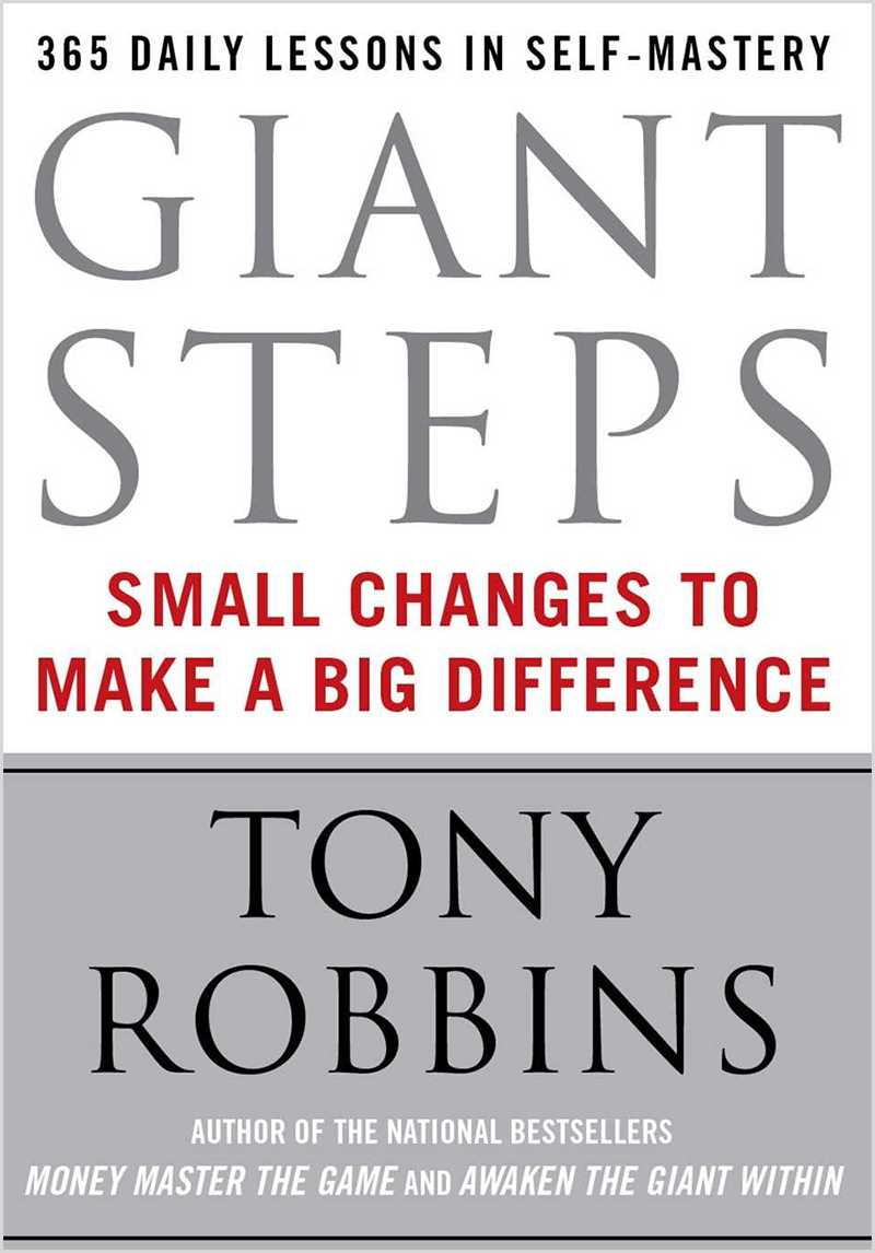 Giant Steps - Tony Robbins Review