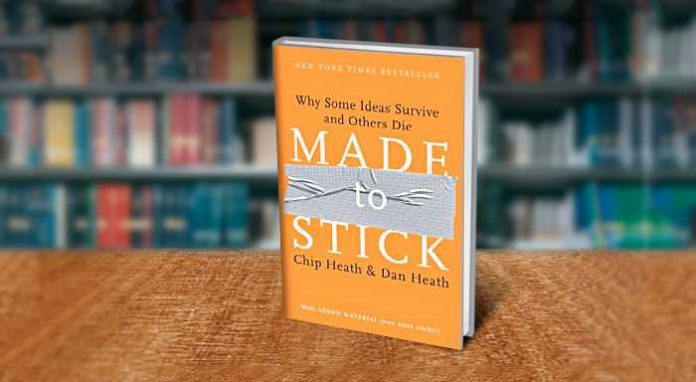 Made to Stick Summary - Persuasion Books - Chip Heath & Dan Heath
