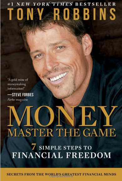 Money Master the Game - Tony Robbins Book Review