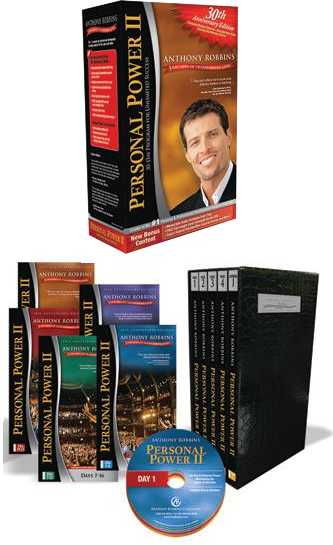 Personal Power II - Tony Robbins Program