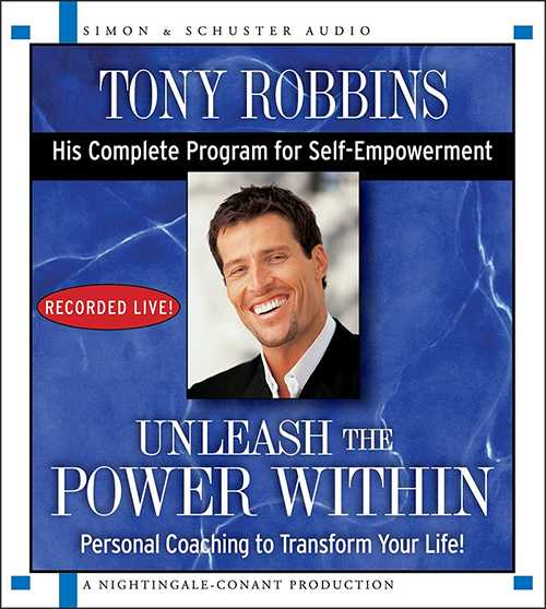 Unleash the Power Within - Tony Robbins Program