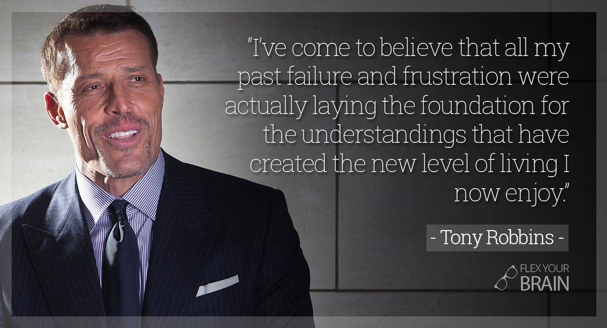 The Best Tony Robbins Quotes To Help Inspire And Motivate Yourself