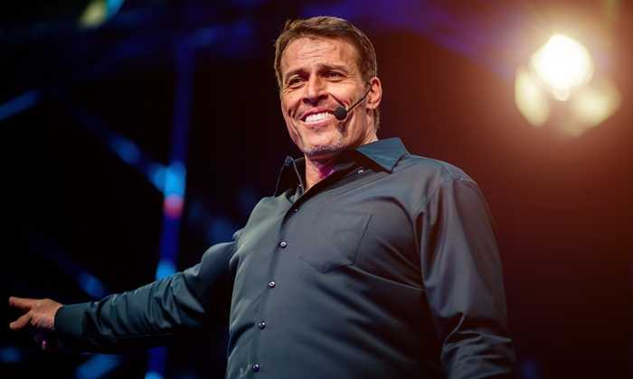 Tony Robbins Wiki Net Worth Wife Height Divorce Education