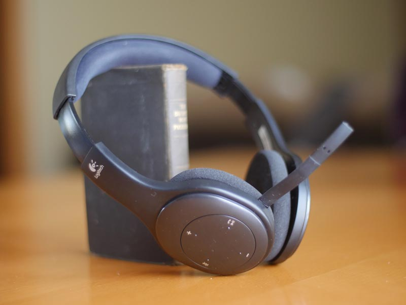My Logitech H800 Review A Solid Bluetooth Wireless Headset For The Price
